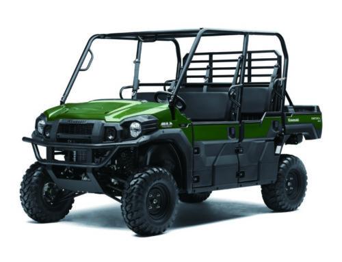 Mule Pro DX-T Kawasaki