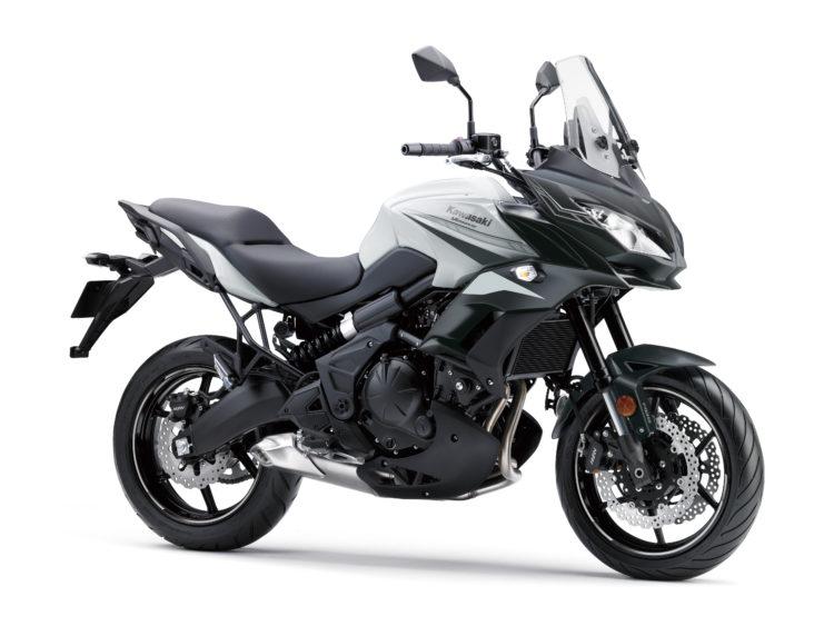 Versys 650 Blanc 2020