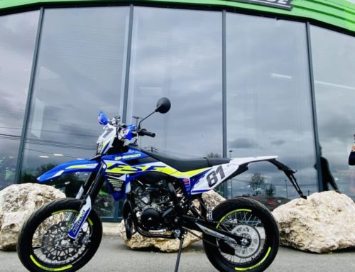 SHERCO 50 SM-RS Factory 2020