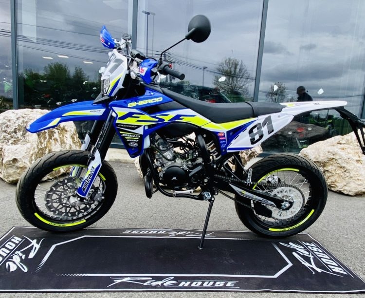 Sherco 50 SM-RS Factory