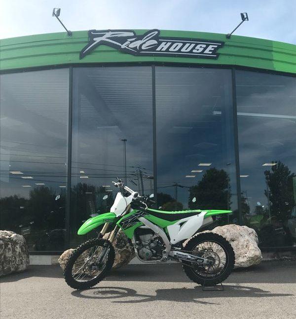 Kawasaki 450 KX 2019
