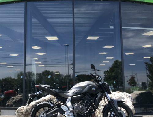 Yamaha MT-07  2016 full
