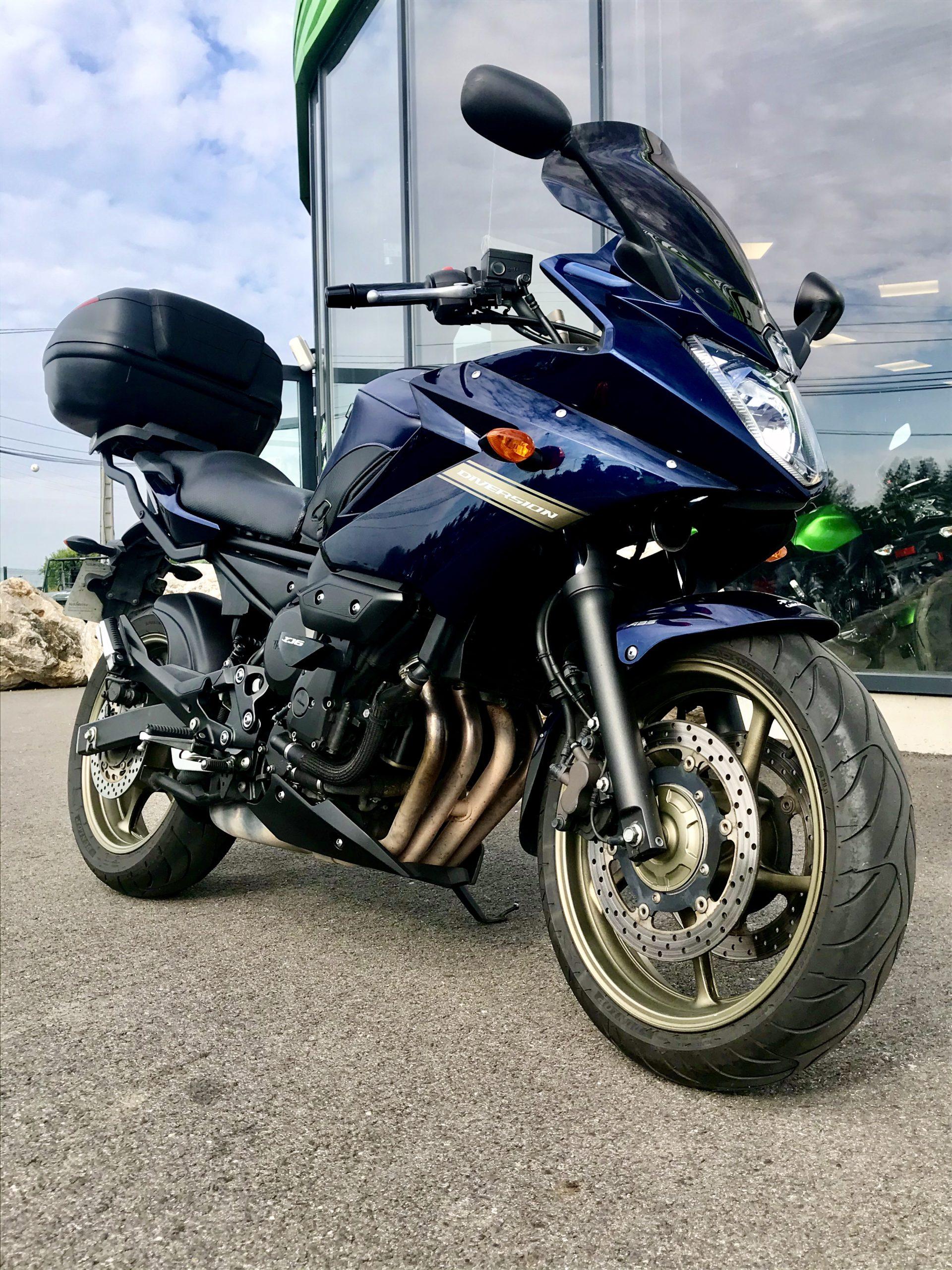 Yamaha XJ6 A2