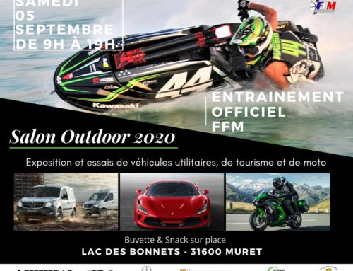 Salon Outdoor 2020 et entraînement officiel FFM