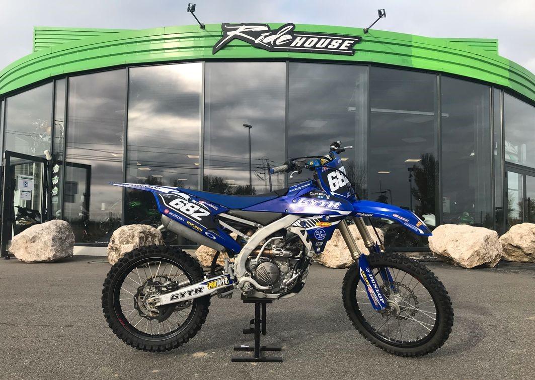 Motocross Yamaha 250 YZF 2017