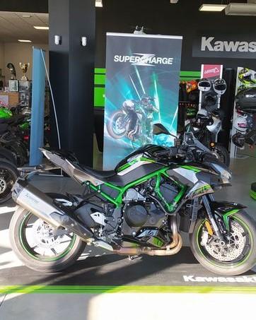 Kawasaki ZH2