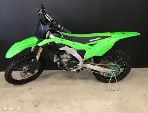 Kawasaki KX 250 de 2020