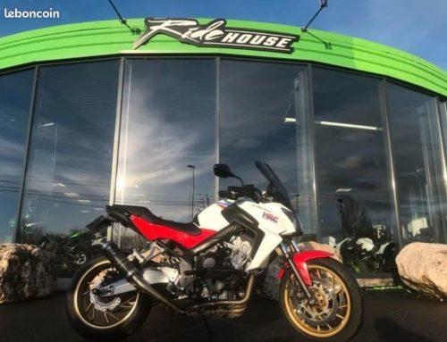 Honda 650 CBF