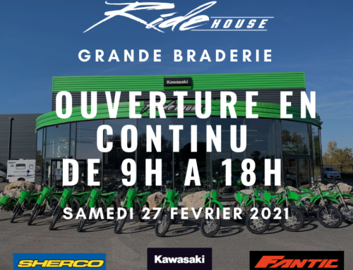 Grande Braderie : ouverture non stop 9h – 18h samedi 27 février !