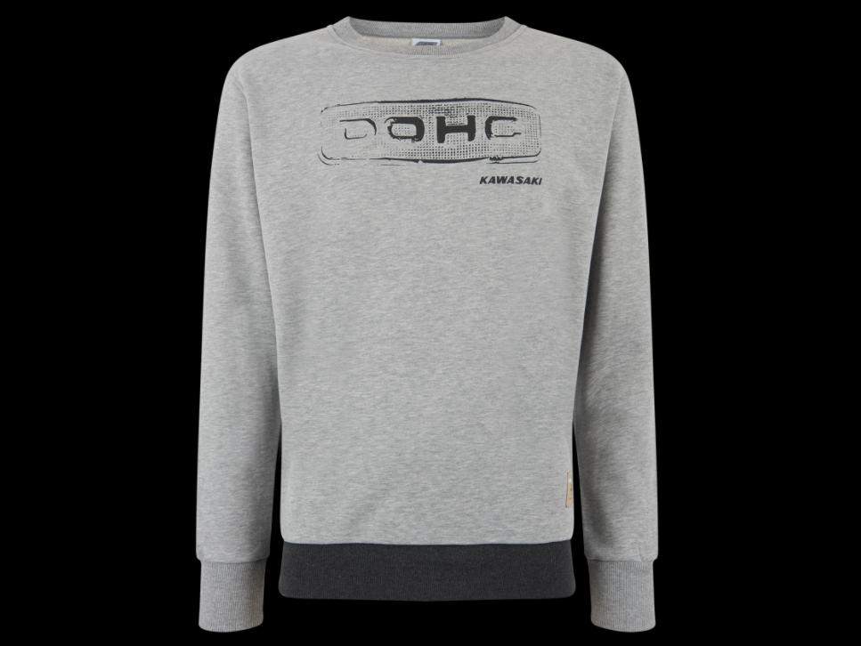 Sweat DOHC gris