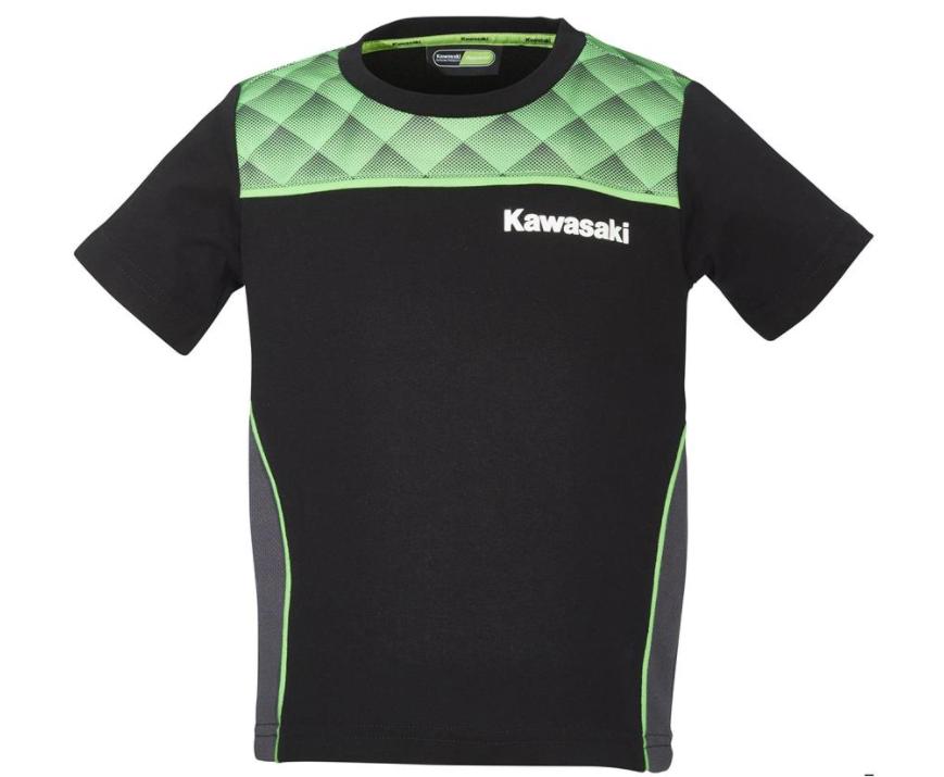T shirt Sport Kids Kawasaki