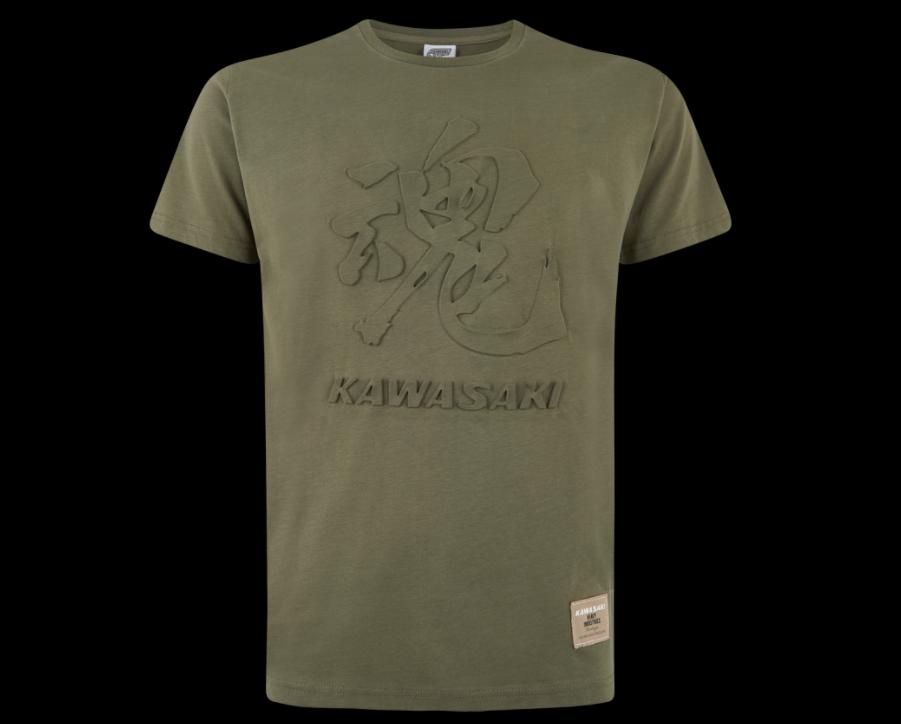 T shirt kawasaki Tamashii