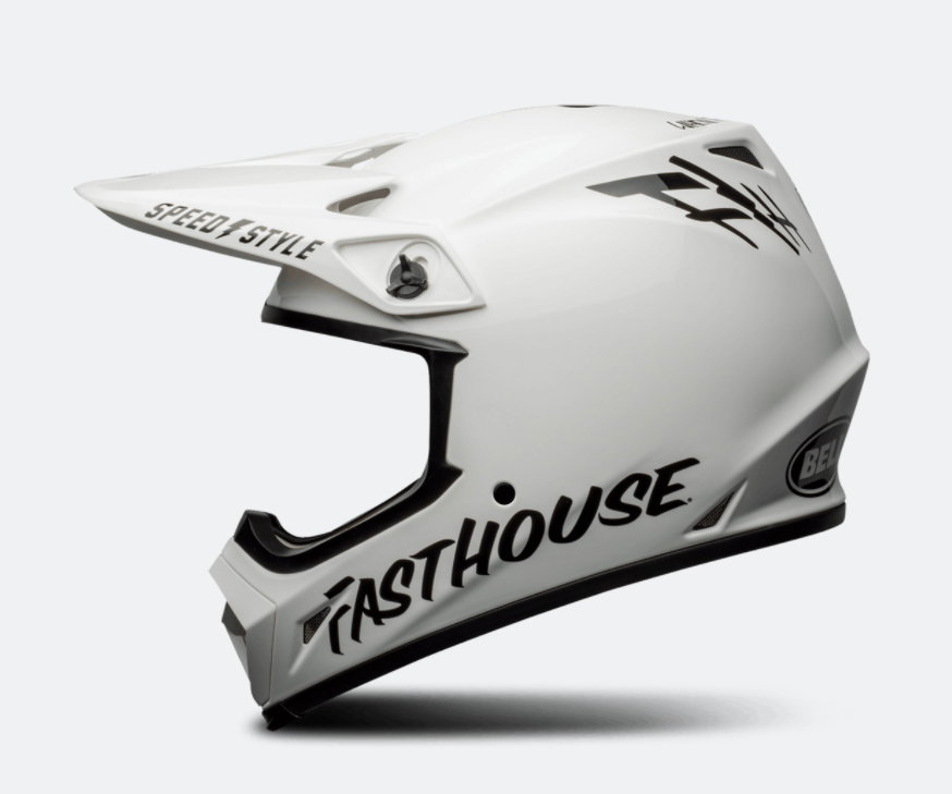 fasthouse blanc